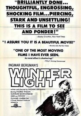 Kış Işığı / Winter Light / 01 Ağustos 2021 Vizyonda!