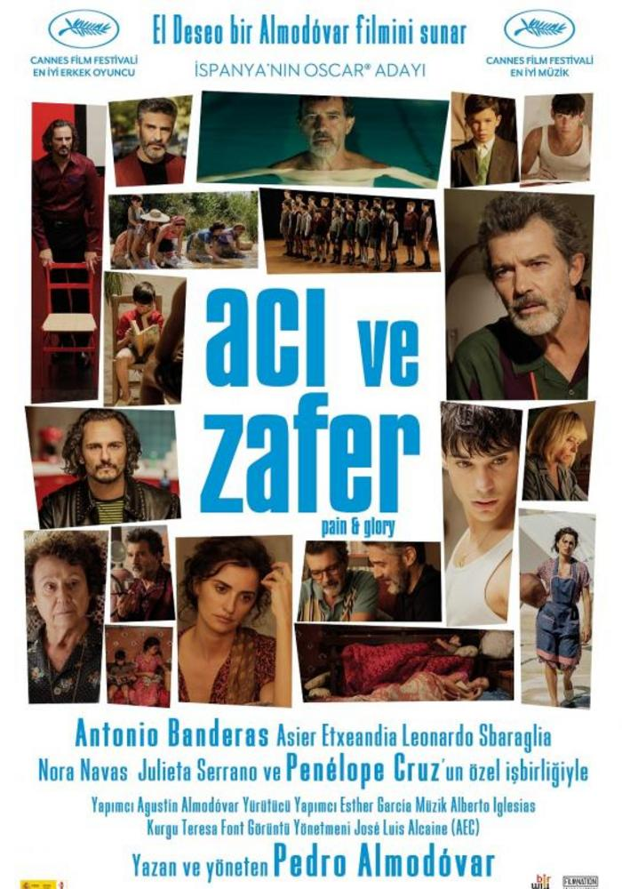 Acı ve Zafer / Pain & Glory