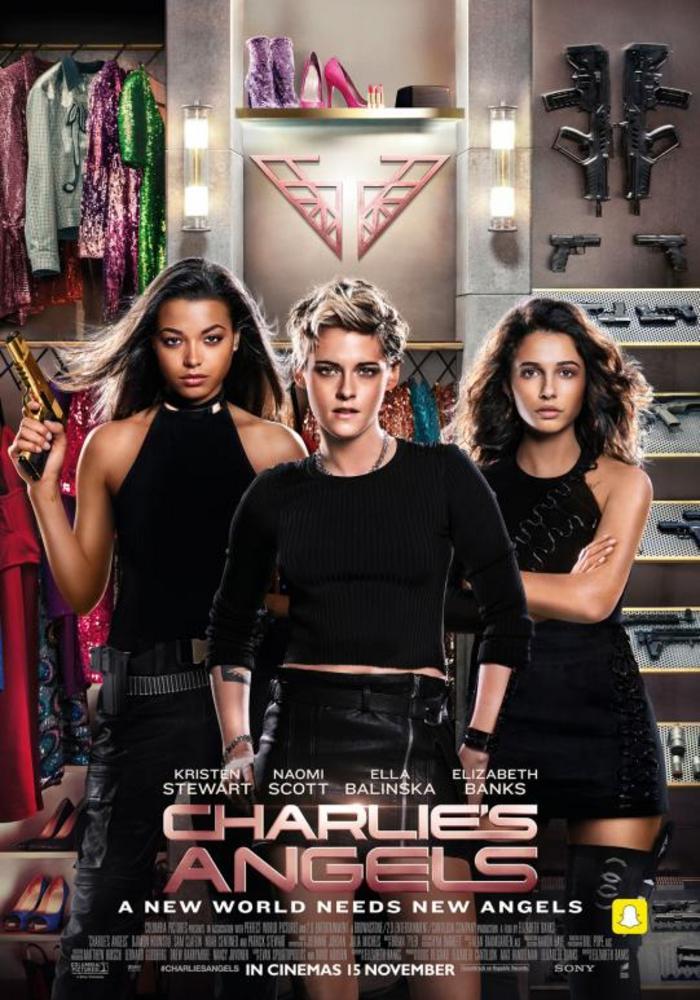 Charlie'nin Melekleri / Charlie's Angels