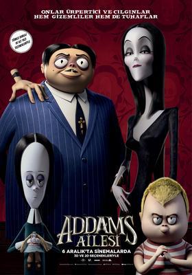 Addams Ailesi / 06 Aralık 2019 Vizyonda!