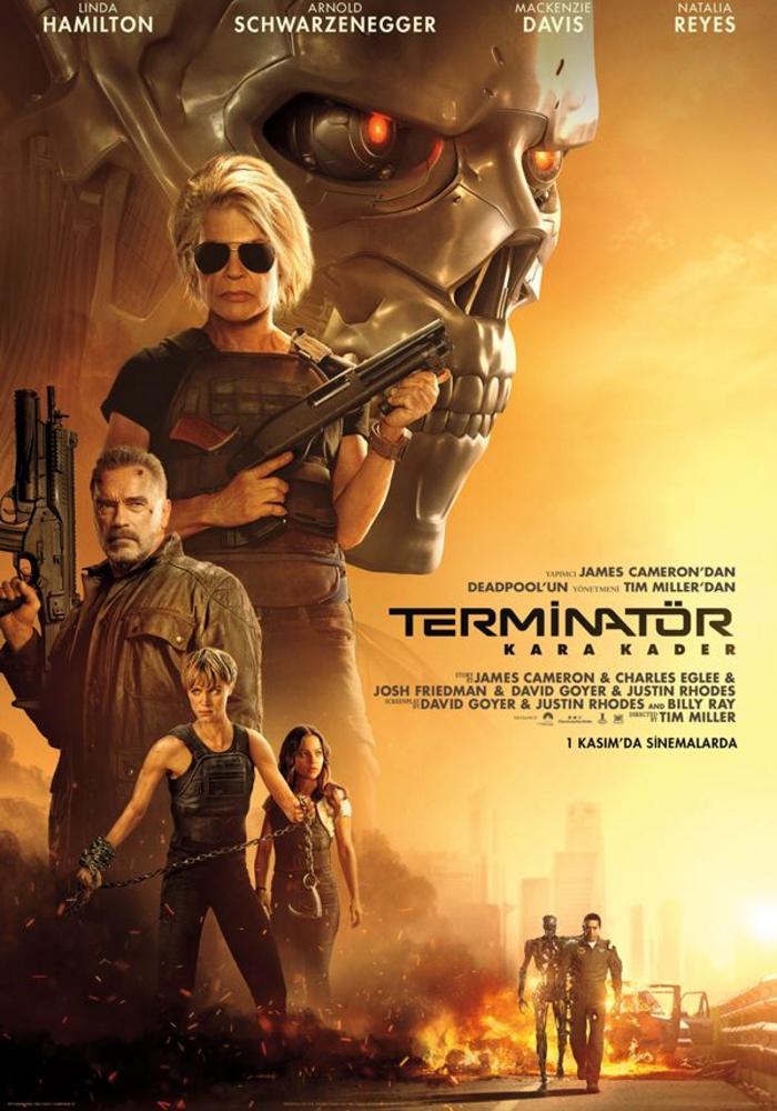Terminatör: Kara Kader / Terminator: Dark Fate