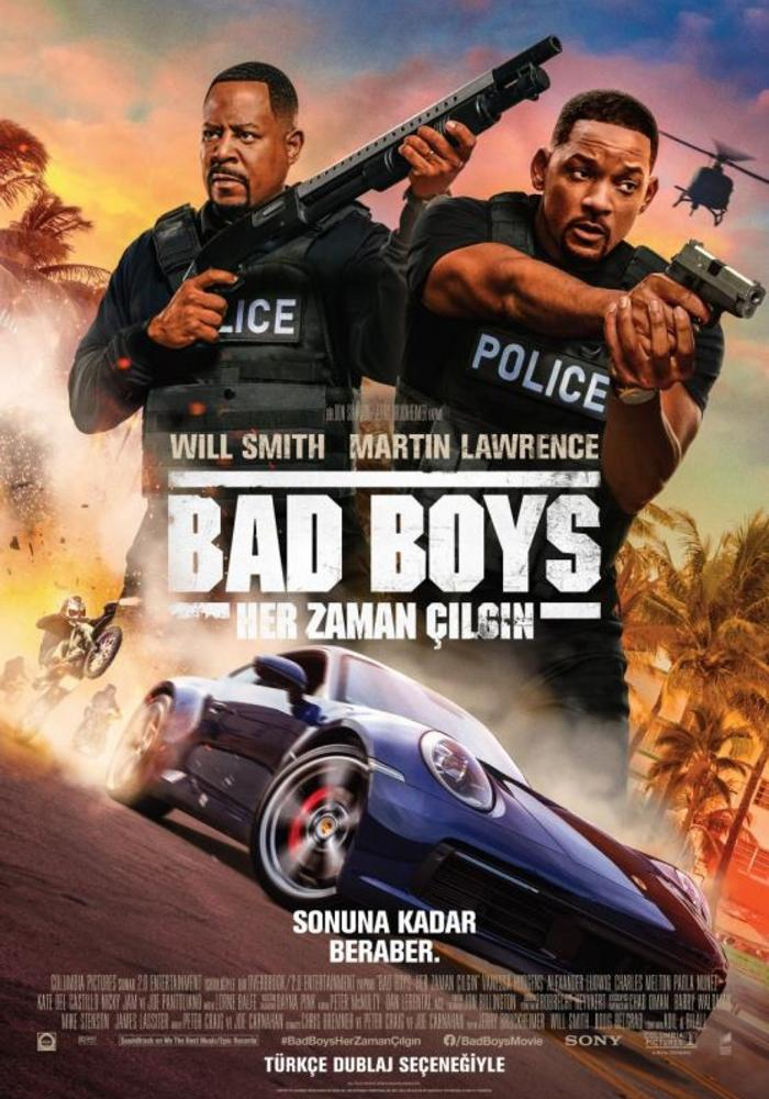 Bad Boys: Her Zaman Çılgın / Bad Boys For Life