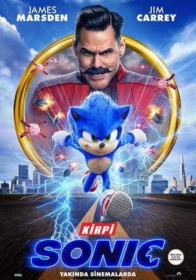 Kirpi Sonic / Sonic the Hedgehog