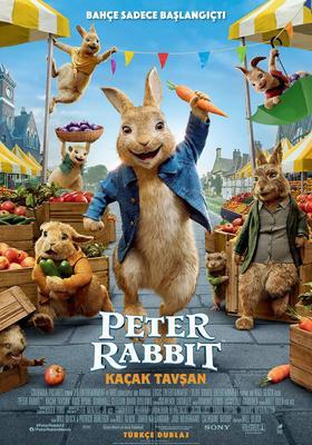 Peter Rabbit: Kaçak Tavşan / 08 Ekim 2021 Vizyonda!