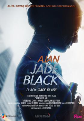 Ajan Jade Black / Agent Jade Black