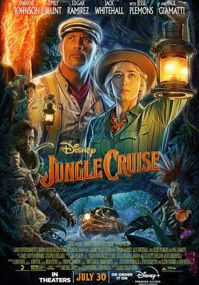 Jungle Cruise / 30 Temmuz 2021 Vizyonda!