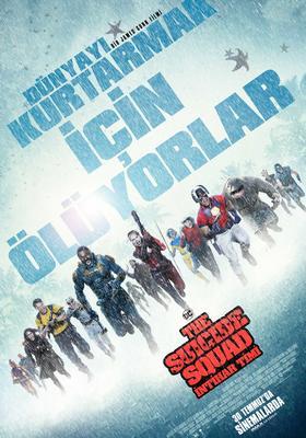 The Suicide Squad: İntihar Timi / The Suicide Squad / 30 Temmuz Vizyonda!