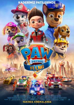 Paw Patrol Filmi / 20 Ağustos 2021 Vizyonda!